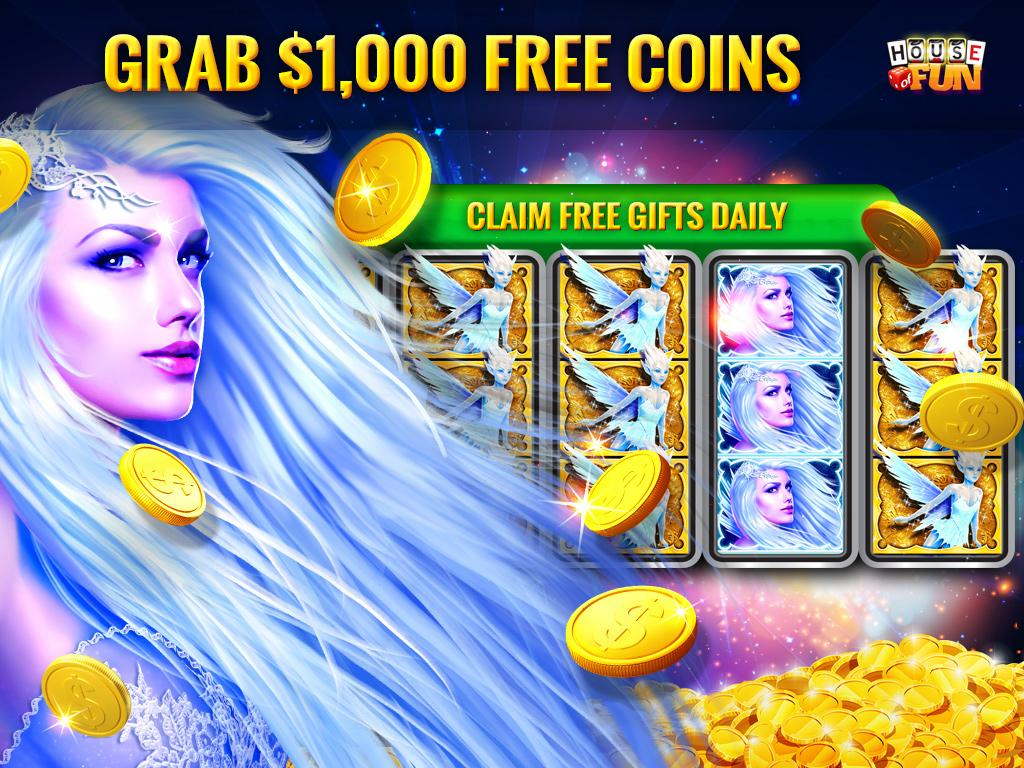 House of Fun-Free Casino Slots Screenshot 1