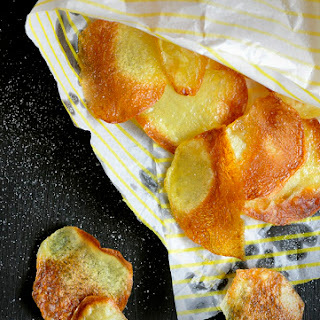 Baked Potato Chips Salt Vinegar Recipes