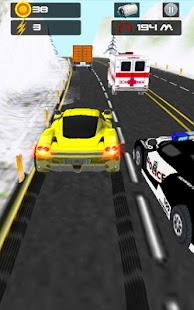 Free Police Car Driver 3D APK for Windows 8