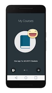 App My Courses - UOITC APK for Kindle