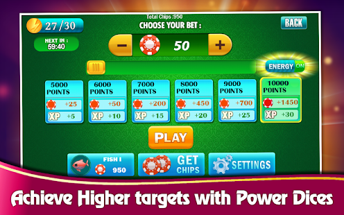 Farkle Casino - Free Dice Game - screenshot