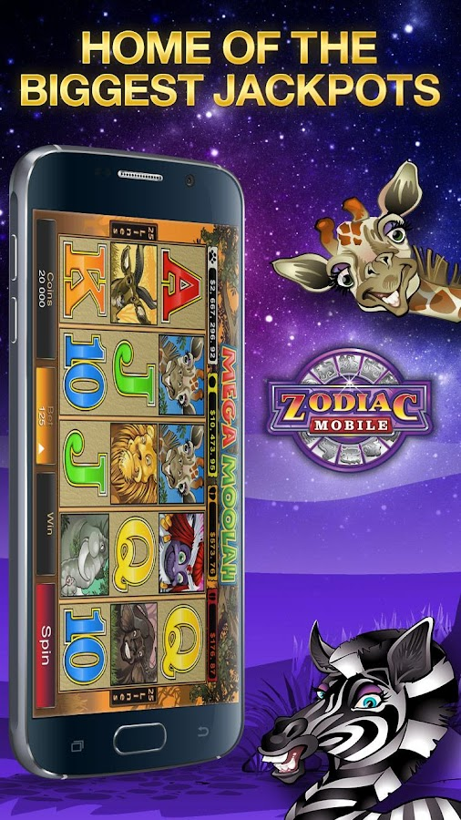 Zodiac Mobile Screenshot 1