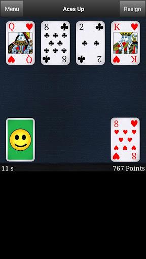 Aces Up - screenshot