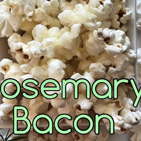 Rosemary Bacon Popcorn