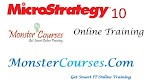 Microstrategy 10.4 Online Training, MSTR Videos