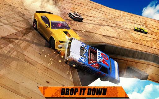 Whirlpool Car Derby 3D - screenshot