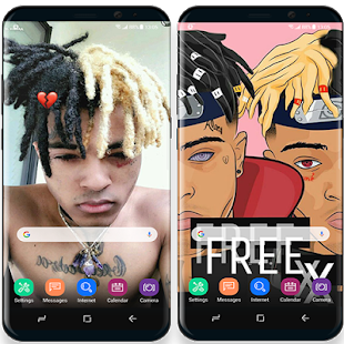 XXXTentacion Wallpapers Rap Hip hop 2018 for pc