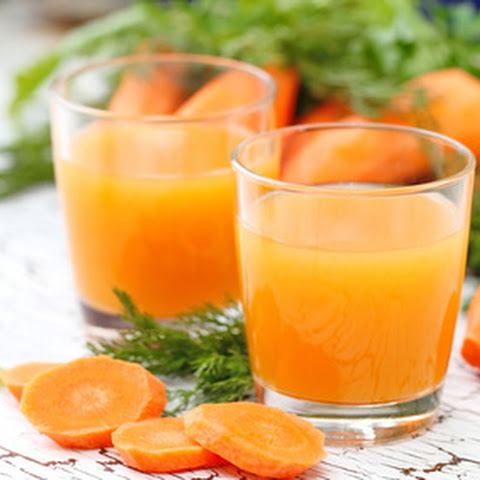 Carrot Cauliflower Juice