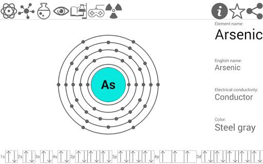 Periodic table pro apk download apkpure periodic table pro screenshot 3 urtaz Gallery