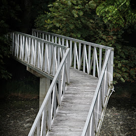 Come, Walk With Me by Richard Wilson - Buildings & Architecture Bridges & Suspended Structures