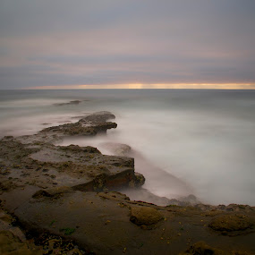 Inspire Me by Edin Chavez - Landscapes Waterscapes ( san diego, ca, sunset, california, la jolla )