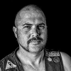 by Sven Slabbert - People Portraits of Men