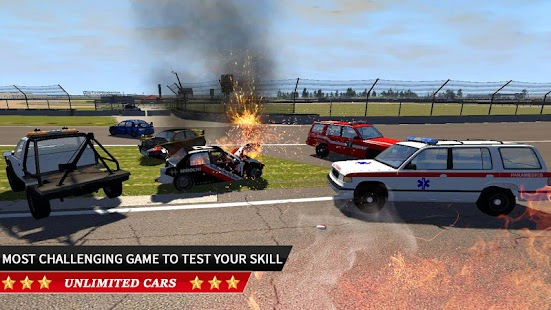 Real Car Crash Engine Simulator for pc