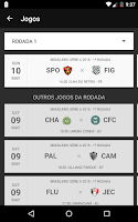 Screenshot of Figueirense SporTV