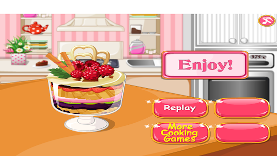 Cake Maker : Cooking Games- screenshot thumbnail