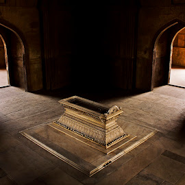 The Sufdarjung Tomb by Bhaskar Photography - Buildings & Architecture Statues & Monuments ( contrast, monuments, new delhi, empror, safdarjung tomb, grave, delhi photographer, photographers of india )