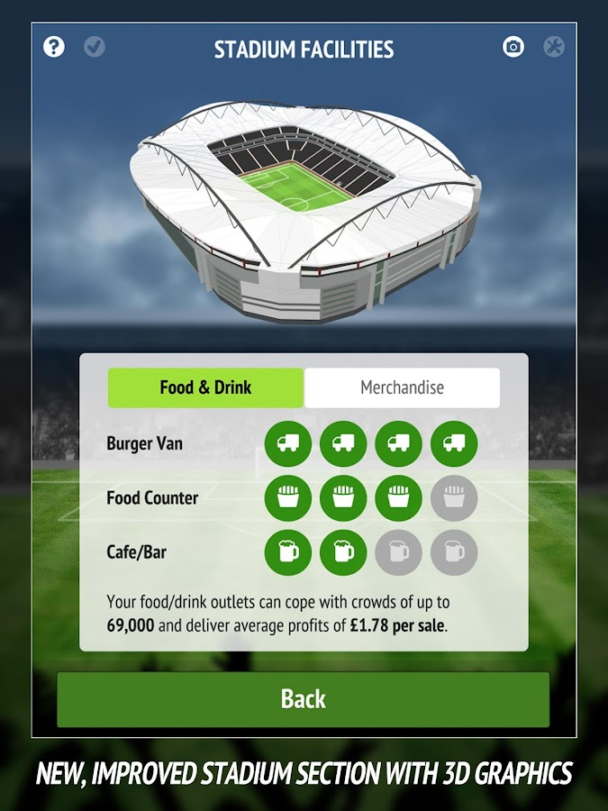 Football Chairman Pro Screenshot 7