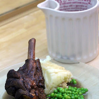 Lamb Shanks Vegetables Slow Cooked Recipes