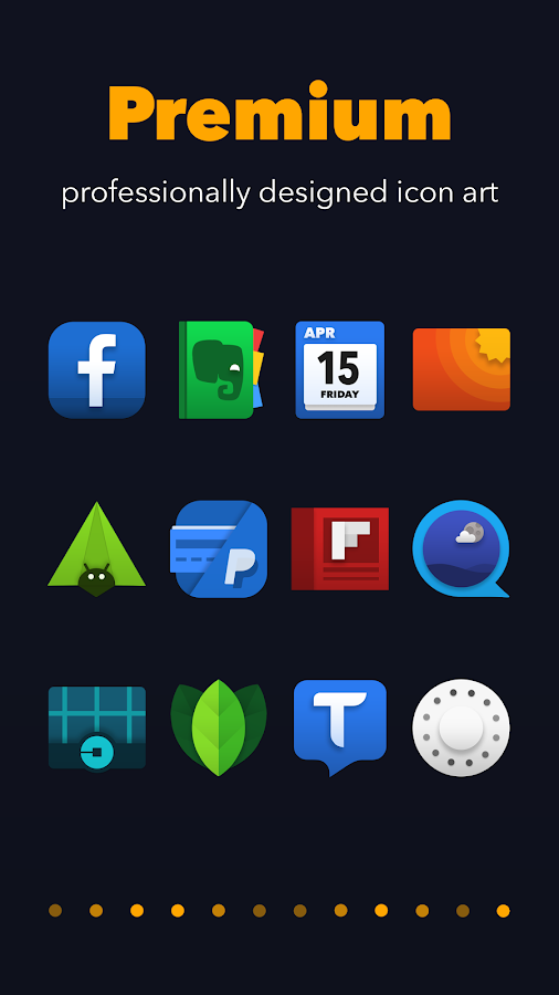 Live Icon Pack Screenshot 4