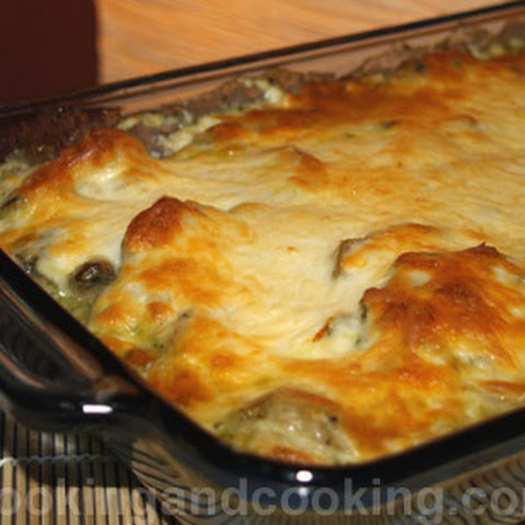 Mixed Vegetable Gratin