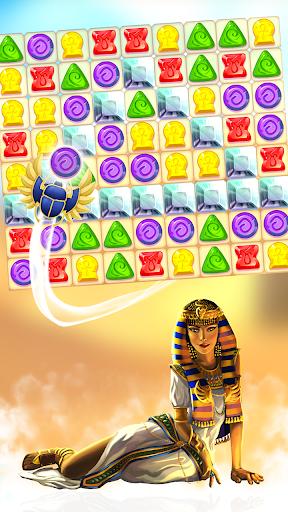 Curse of the Pharaoh: Match 3 - screenshot
