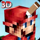 Skin Editor for Minecraft 3D APK for Nokia