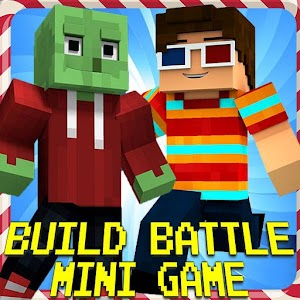 Build Battle : Mini game