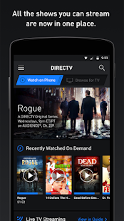 Download Android App DIRECTV for Samsung