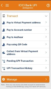 App iMobile by ICICI Bank apk for kindle fire