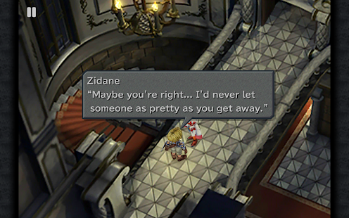 FINAL FANTASY IX for Android Screenshot