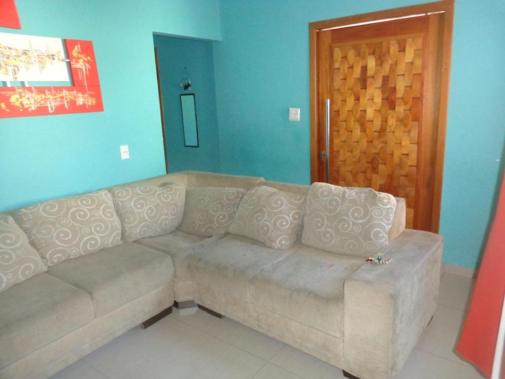 Casa com 3 dormitórios à venda, 76 m² por R$ 380.000 - Jardi