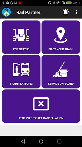 Rail Partner screenshot 4
