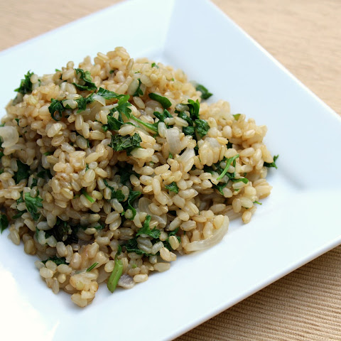 Aromatic Jasmine Herb Brown Rice