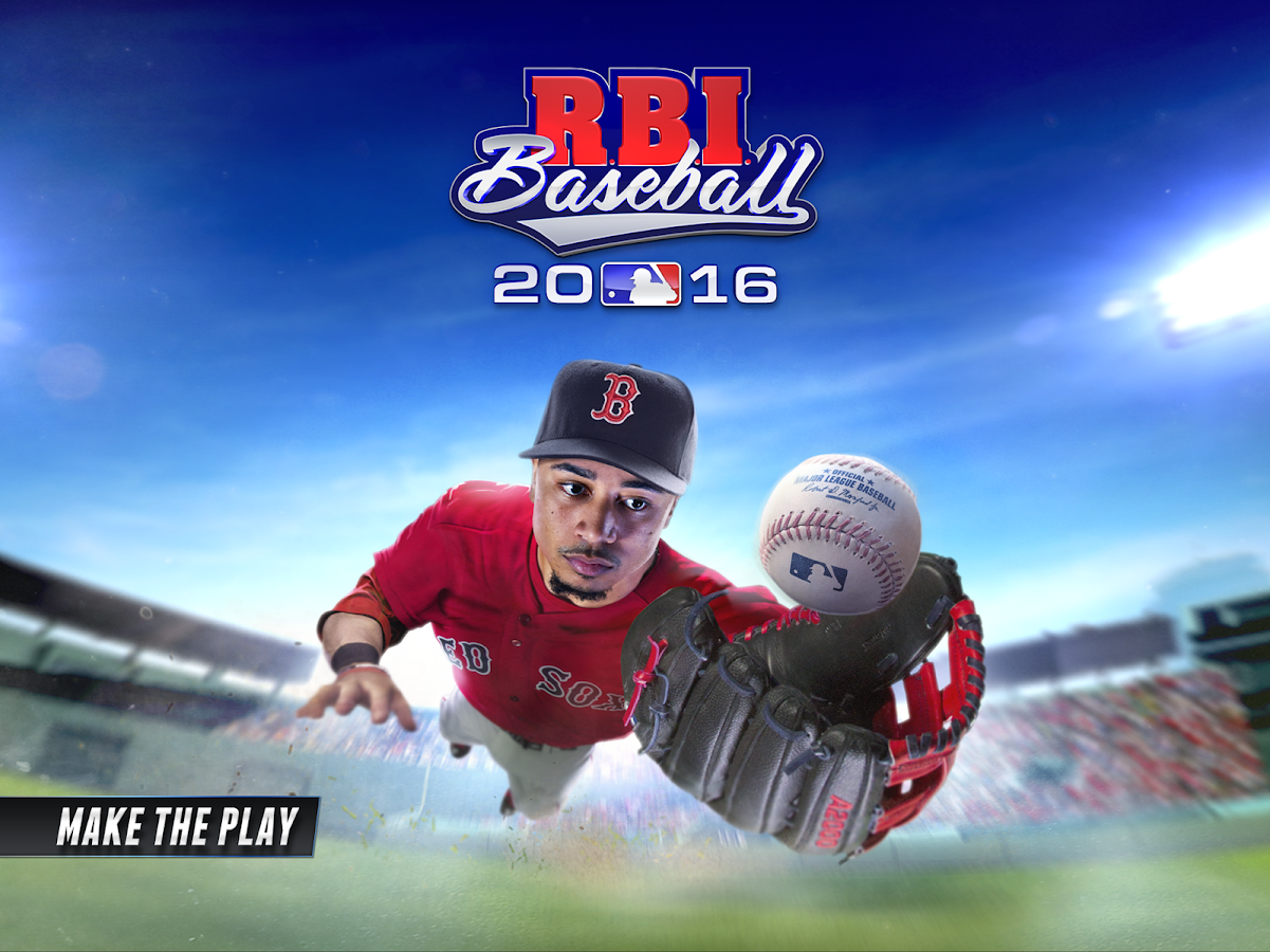R.B.I. Baseball 16 Screenshot 0