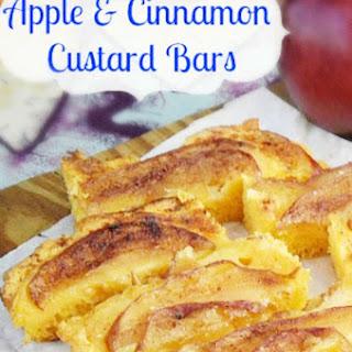 Vanilla Custard Bars Recipes