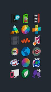 Tigad Pro Icon Pack- screenshot thumbnail