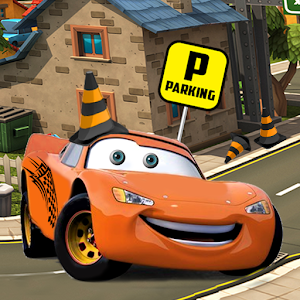 Download McQueen Car Parking School For PC Windows and Mac