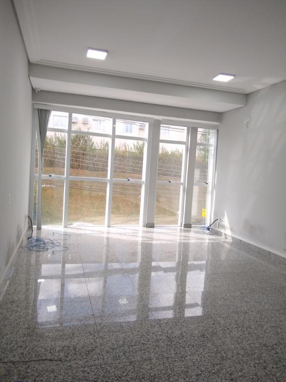Sala para alugar, 120 m² por R$ 4.750,00/mês - Alphaville - Campinas/SP