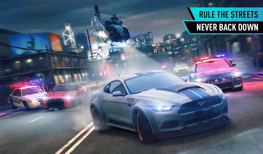 Need for Speed™ No Limits Android App Screenshot