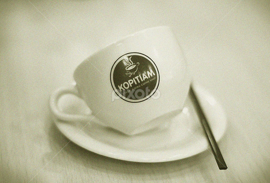 Espresso cup by Budiman Tjahjadi - Novices Only Objects & Still Life ( black and white, fine art )