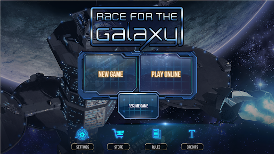 Race for the Galaxy Screenshot