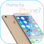 Theme for iPhone 7 / 7 Plus / 7s APK