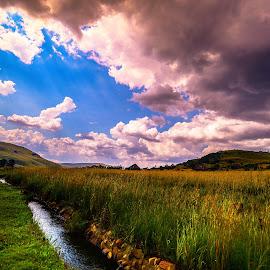 129 by Doornkop Photos Hein van Niekerk - Landscapes Cloud Formations