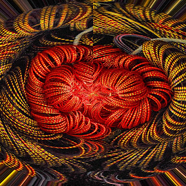 Twirls by Pravine Chester - Abstract Patterns ( abstract, designs, twirls, digital art, photography, paterns )