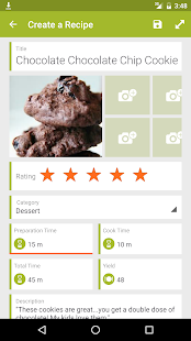 Free Download My CookBook (Recipe Manager) APK for Blackberry