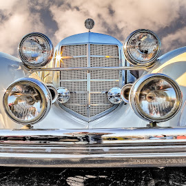 Gatsby Grill by Ron Meyers - Transportation Automobiles