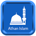 Athan Salat prayer Icon