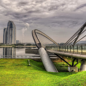 Putrajaya by Zulkifli Yusof - Buildings & Architecture Bridges & Suspended Structures