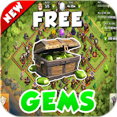 Gems Cheats For Clash Of Clans Icon