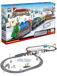 """Поезд серии """"Город Игр"""", железная дорога XL, 2"""
